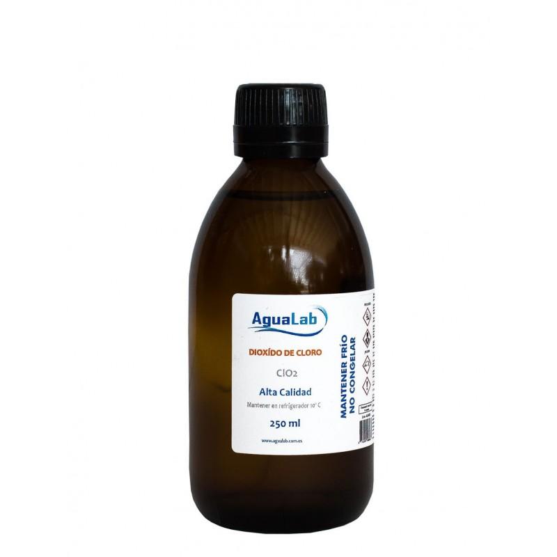Dióxido de Cloro 250ml Cristal Agualab - 1
