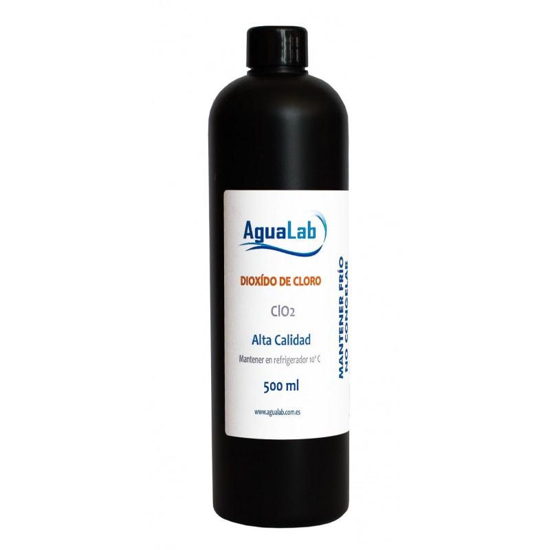Dióxido de Cloro 500ml Agualab - 1