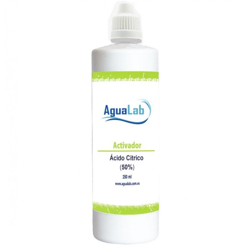 Ácido Cítrico al 50% (250 ml)  - 1