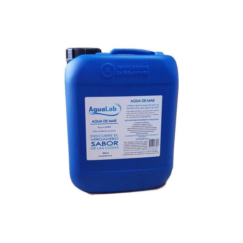 5000 ml - Agua de Mar Agualab - 1