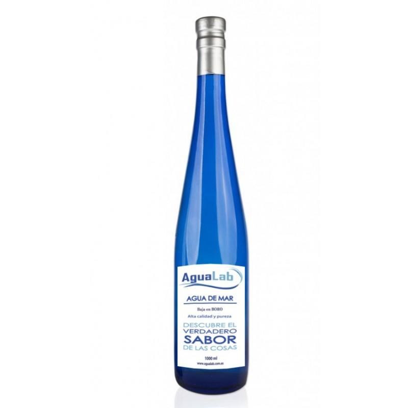 750 ml - Agua de Mar Agualab cobalto
