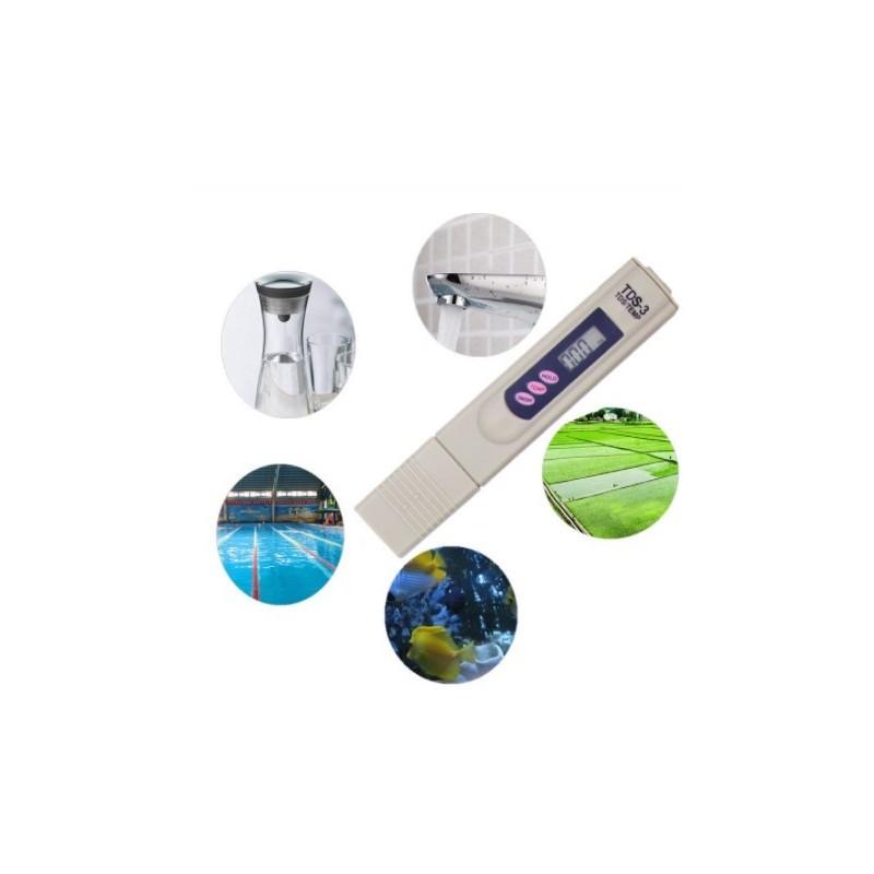 Medidor de calidad del agua
